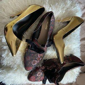 3 shoes bundle